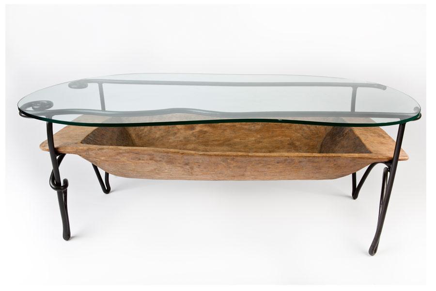 Mobiliario mesas apliques y l mparas de forja de dise o - Mobiliario de forja ...